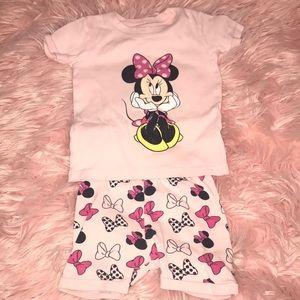 Baby GAP Minnie Mouse Pajamas